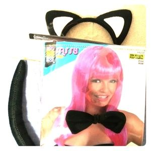 Sassy Kitty Costume